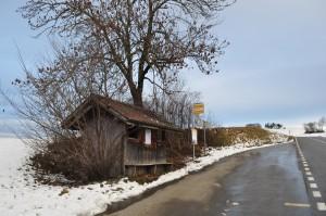 Bushaltestelle Kühlewil