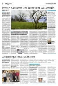 Artikel im Berner Oberländer